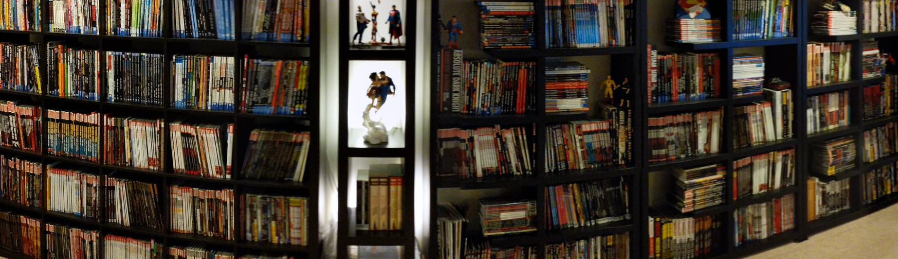 Comics Storage Guide