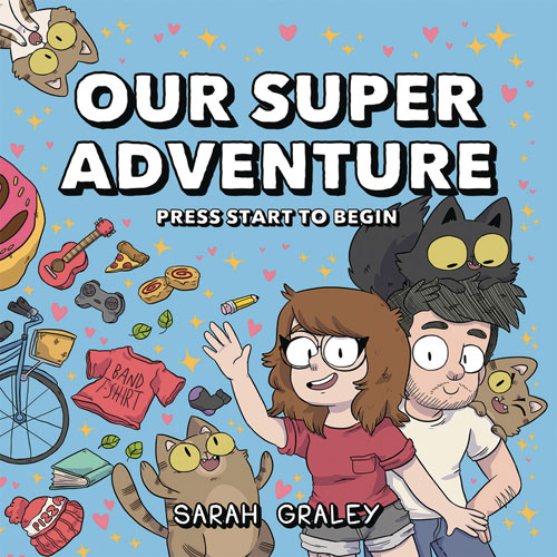 Our Super Adventure: Press Start Τo Begin