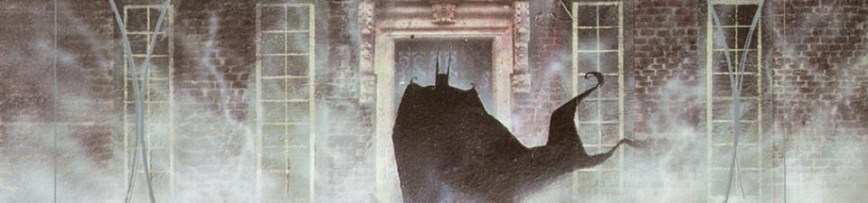 Top 100 Overrated Comics: 8. Arkham Asylum