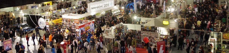 A Trip To AthensCon 2018!