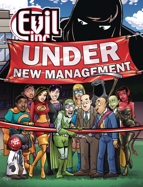 Evil Inc.: Under New Management