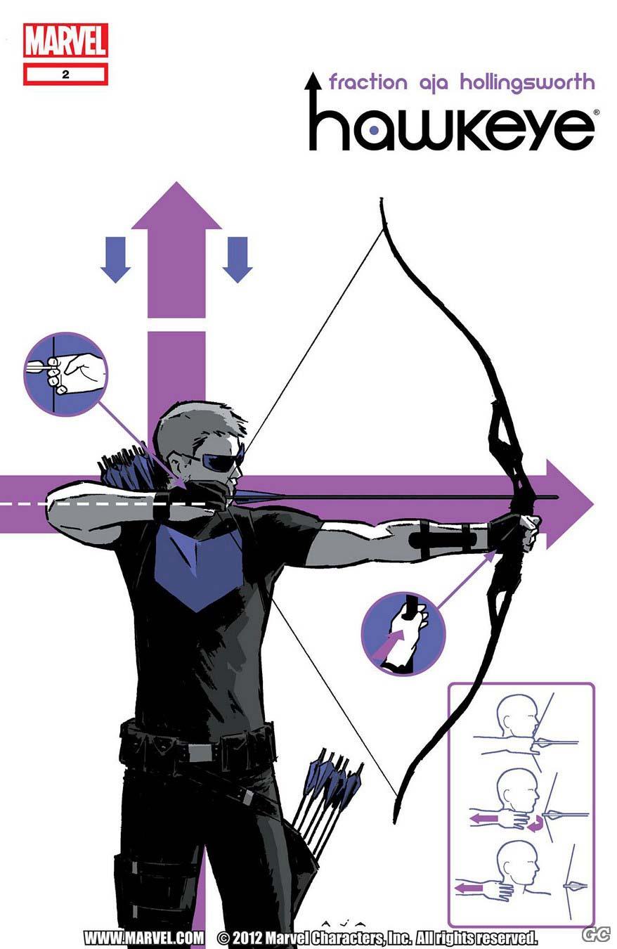 Hawkeye (Matt Fraction)