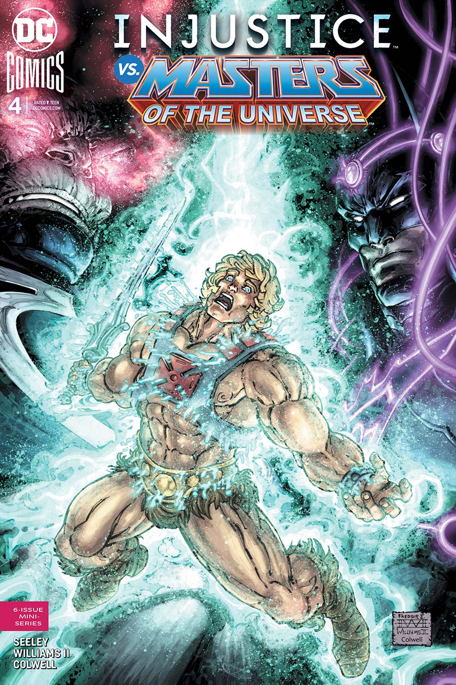 Injustice Vs The Masters Of The Universe