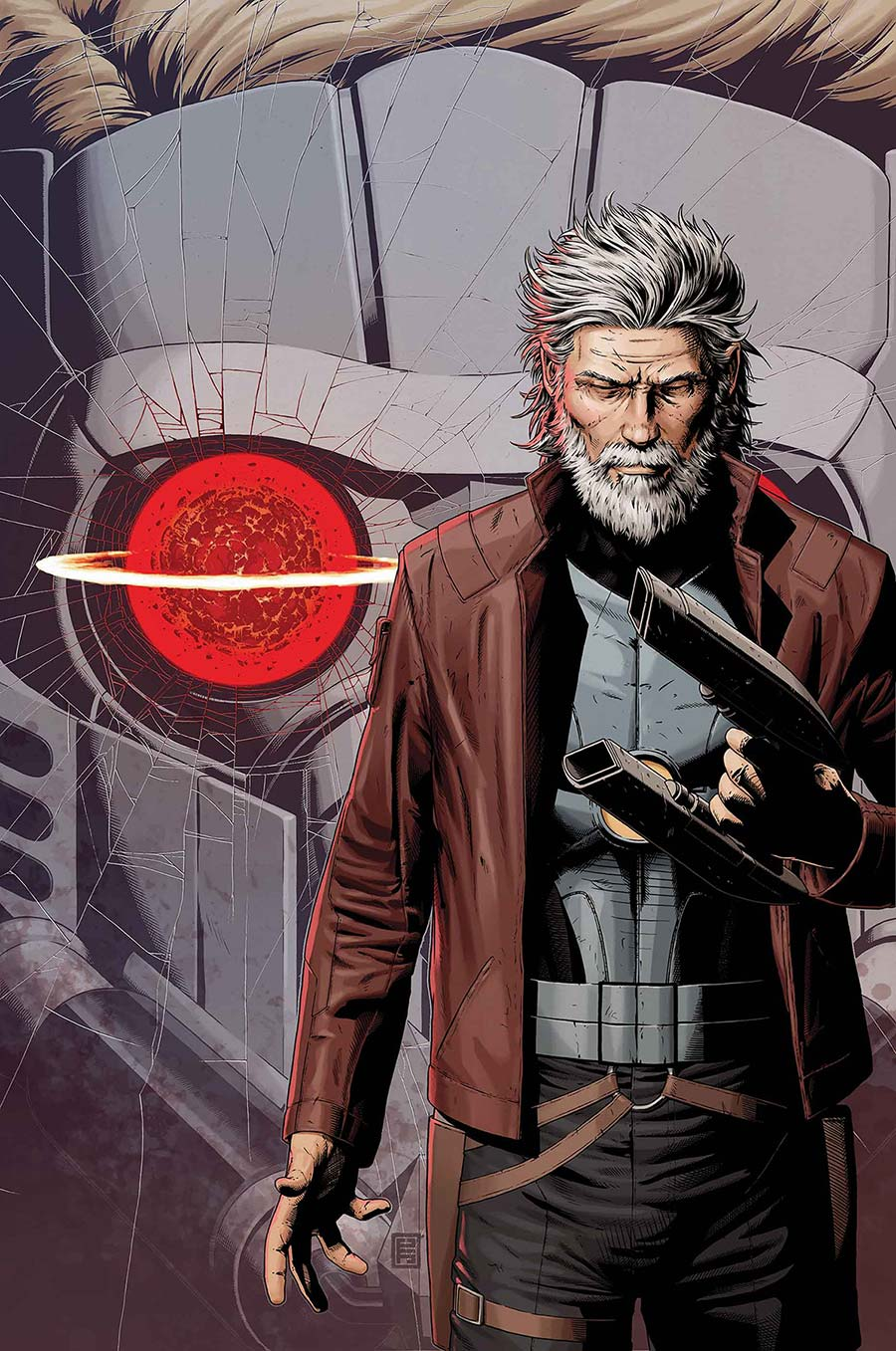 Old Man Quill