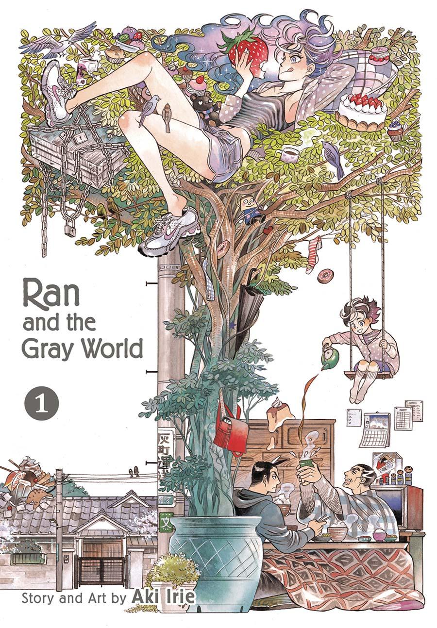 Ran And The Gray World