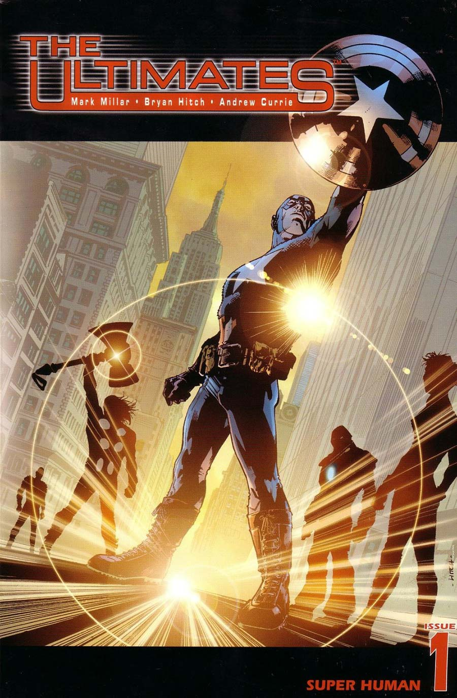 The Ultimates (Millar/Hitch)