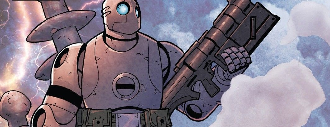 Comicdom Files: Atomic Robo And The Fighting Scientists Of Tesladyne