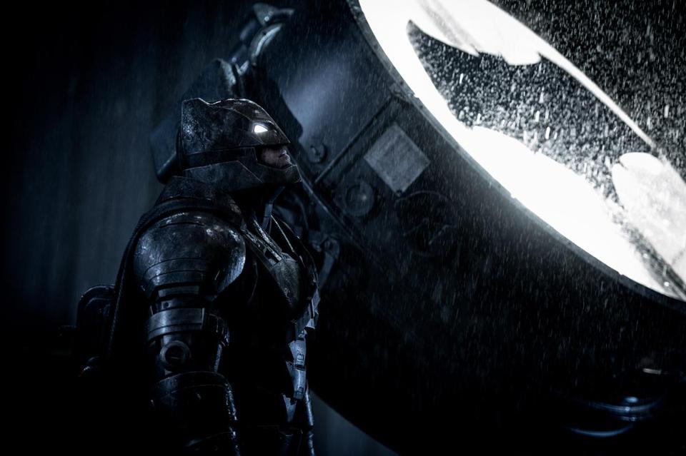 New Batman Movie In 2021