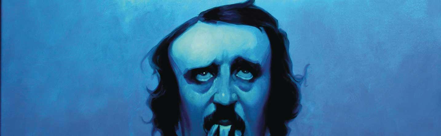 Edgar Allan Poe's Snifter Of Terror #4 (Ahoy Comics)