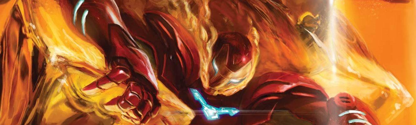 Tony Stark: Iron Man #8 (Marvel Comics)