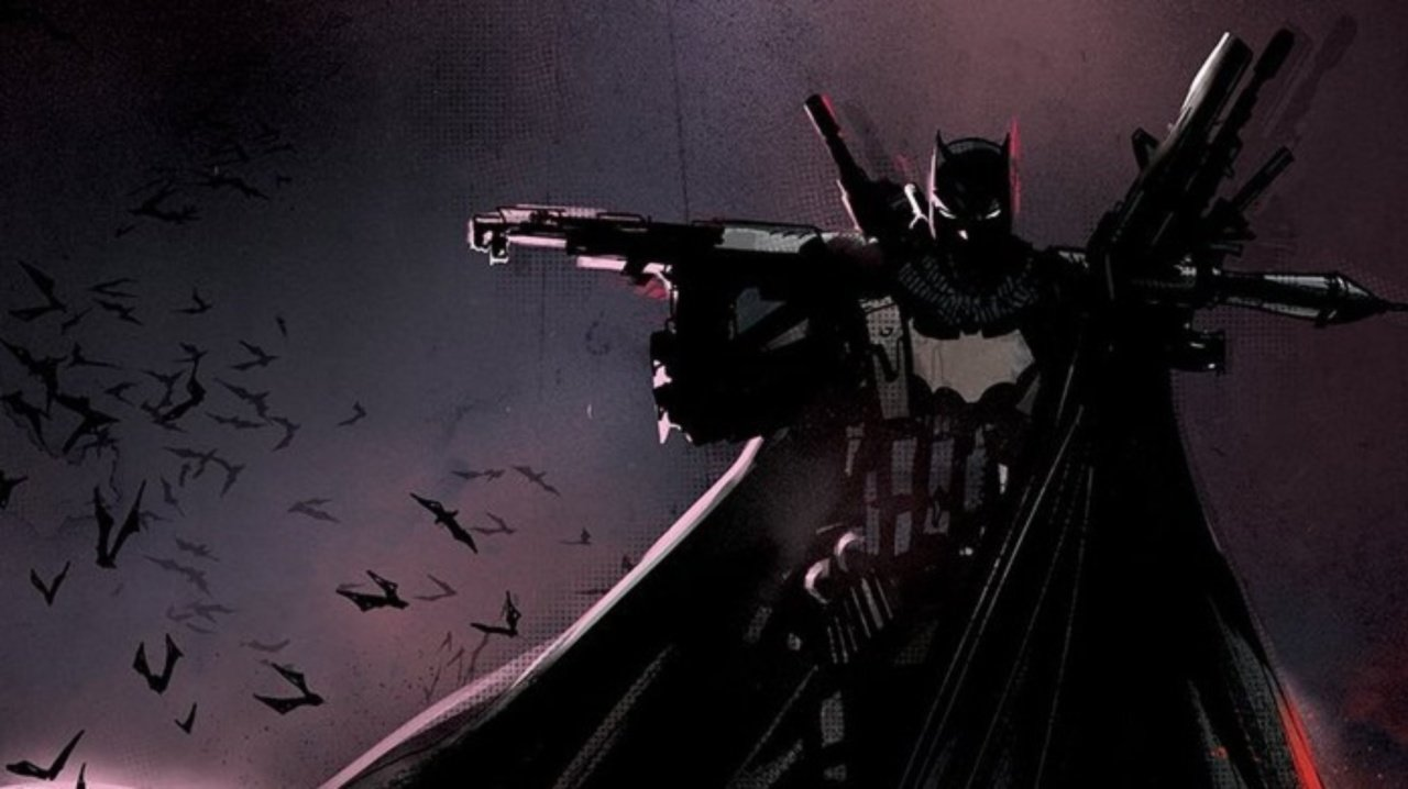 The Batman Who Laughs: Grim Knight #1