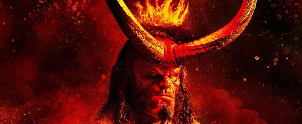 dark phoenix και hellboy trailers
