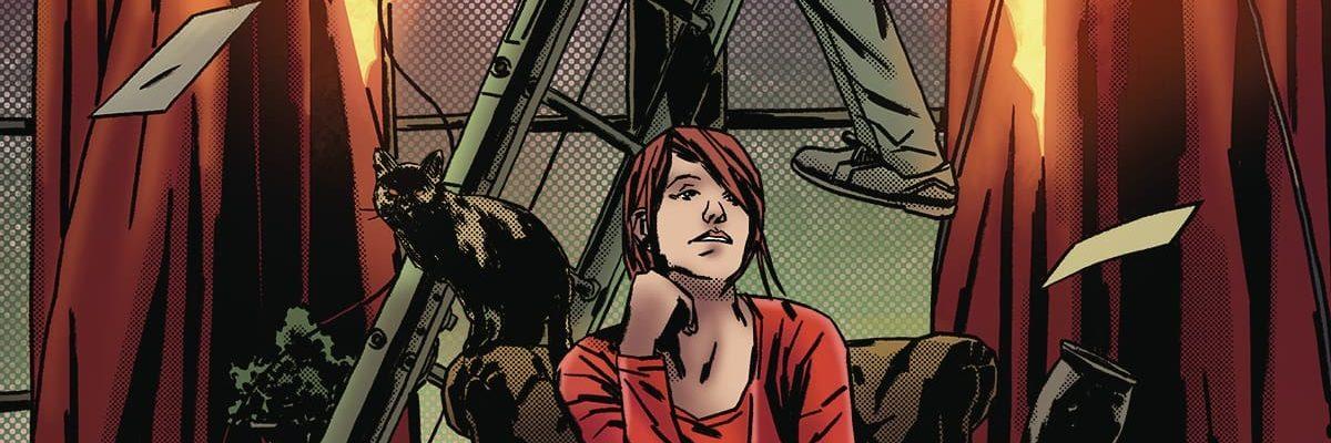 Bad Luck Chuck #1 (Dark Horse Comics)