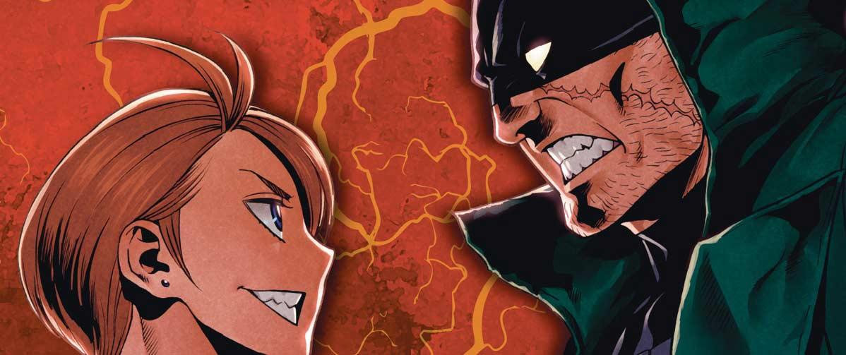 My Hero Academina Vigilantes Volume 4