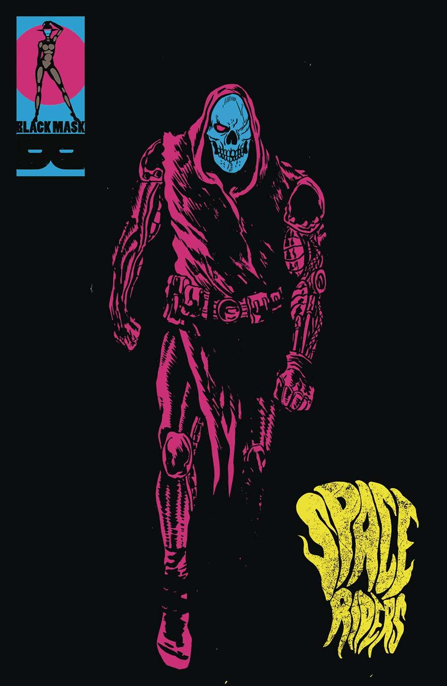 Space Riders: Vortex Of Darkness