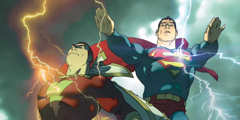 Superman/Shazam: First Thunder