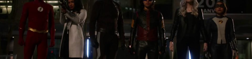 The Flash S05E22