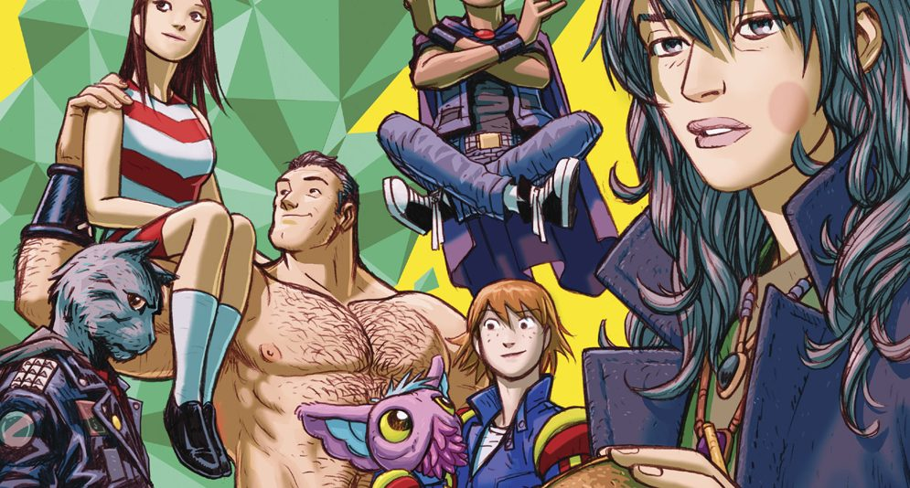 Doom Patrol: Weight Of The World #1