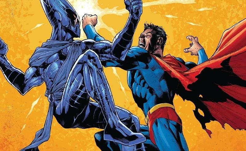 Superman: Camelot Falls