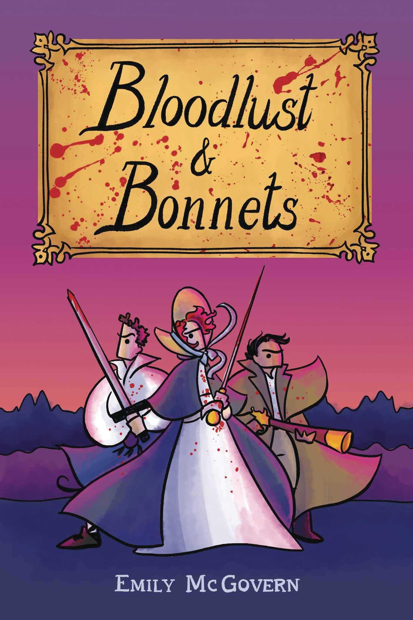 Bloodlust & Bonnets GN