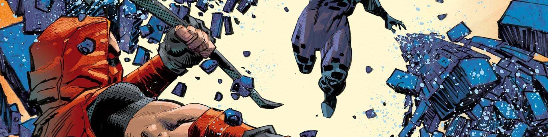 Red Hood Outlaw 36