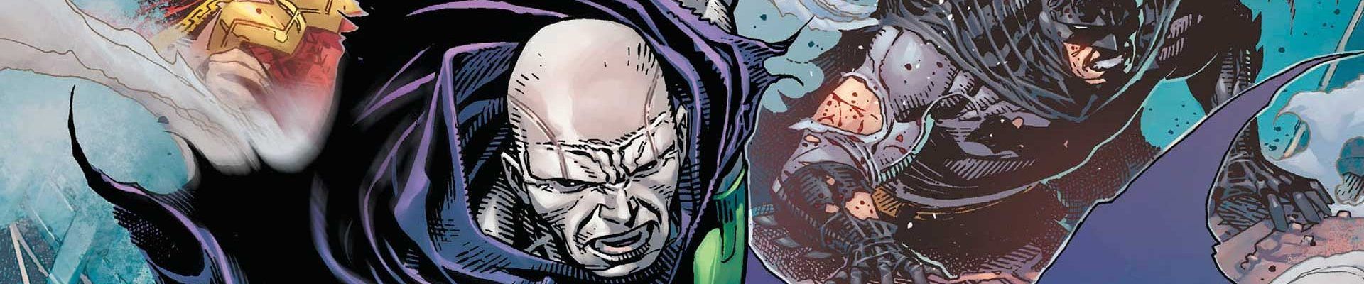 Justice League 28