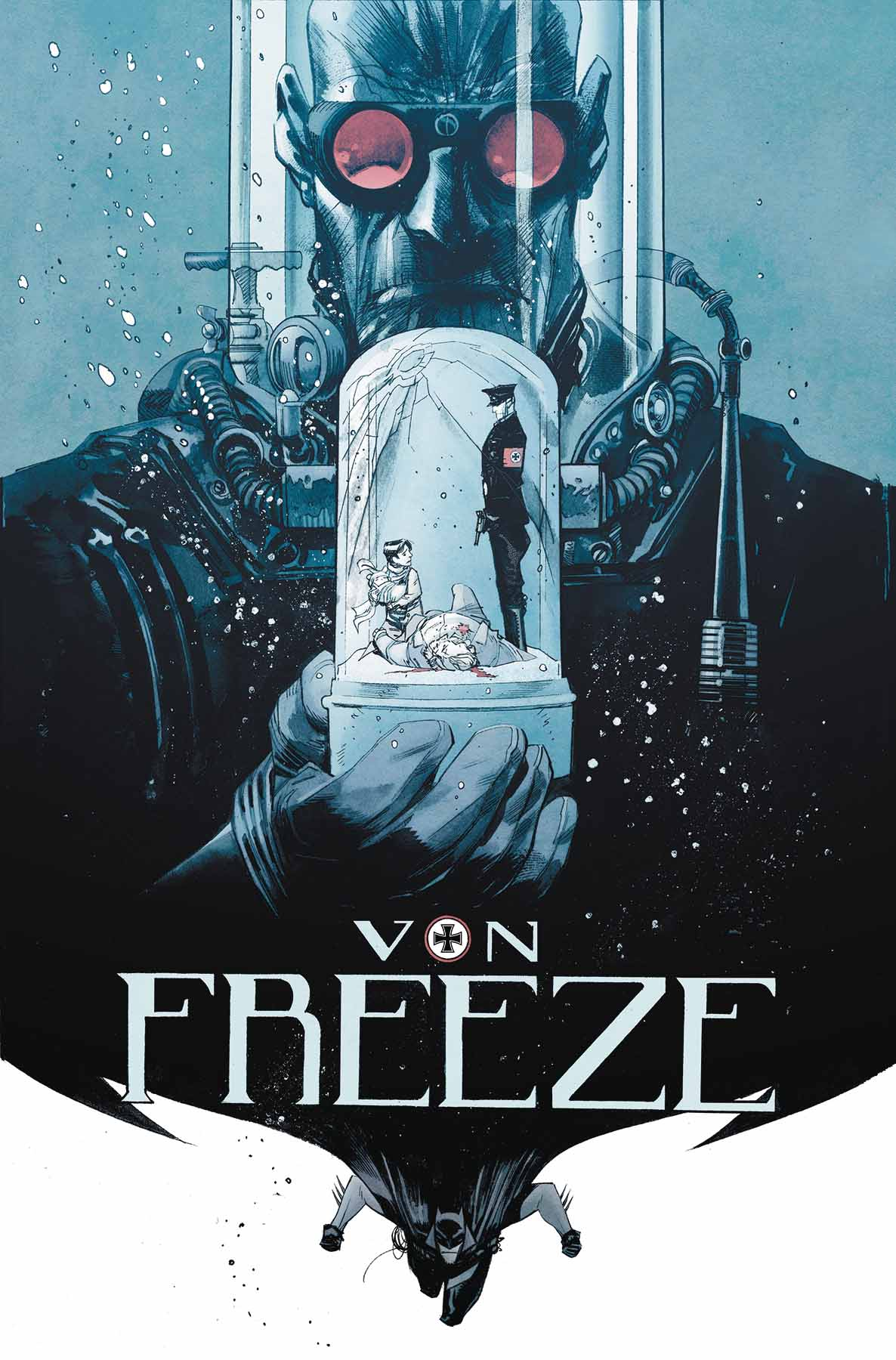Batman: White Knight Presents Von Freeze