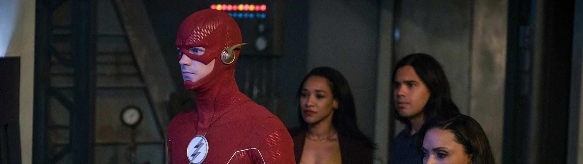 Flash S06E01