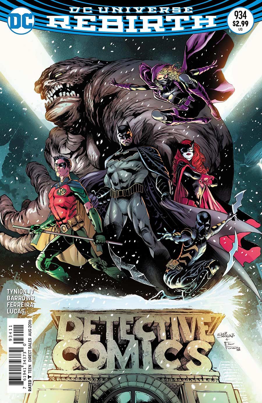 Detective Comics (James Tynion)