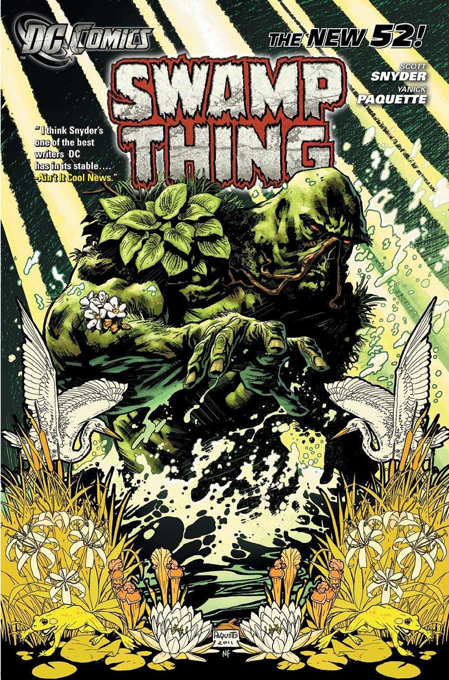 Swamp Thing (Scott Snyder)