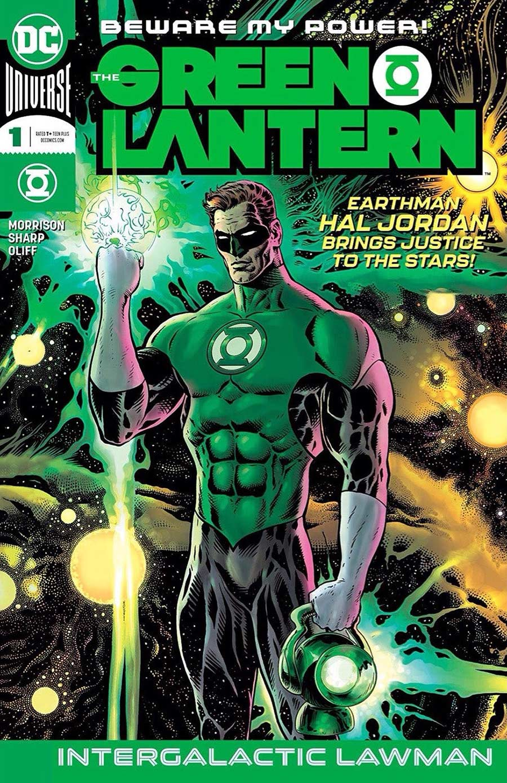 Green Lantern (Grant Morrison)