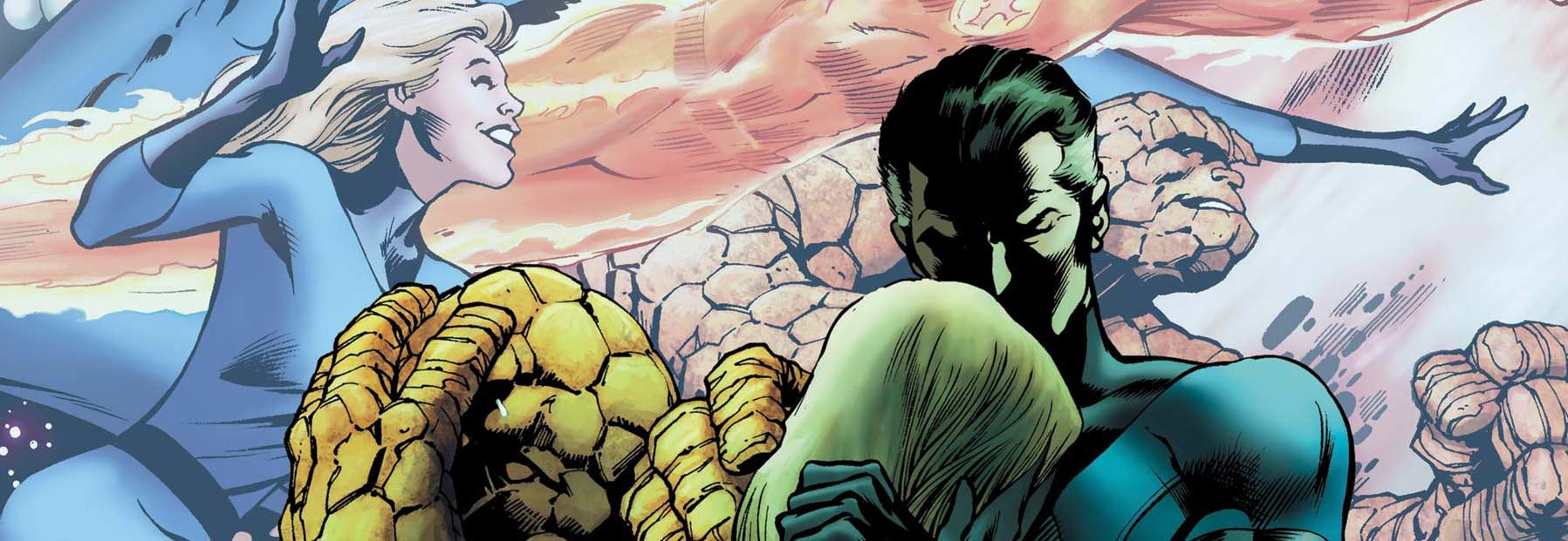 Top 100 Comics Of The 10s: 10. Fantastic Four (Jonathan Hickman)