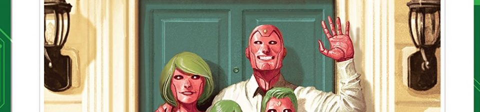 Top 100 Comics Of The 10s: 3. The Vision