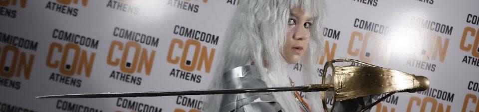 Comicdom Con Athens 2020 - Comicdom Cosplay 2020