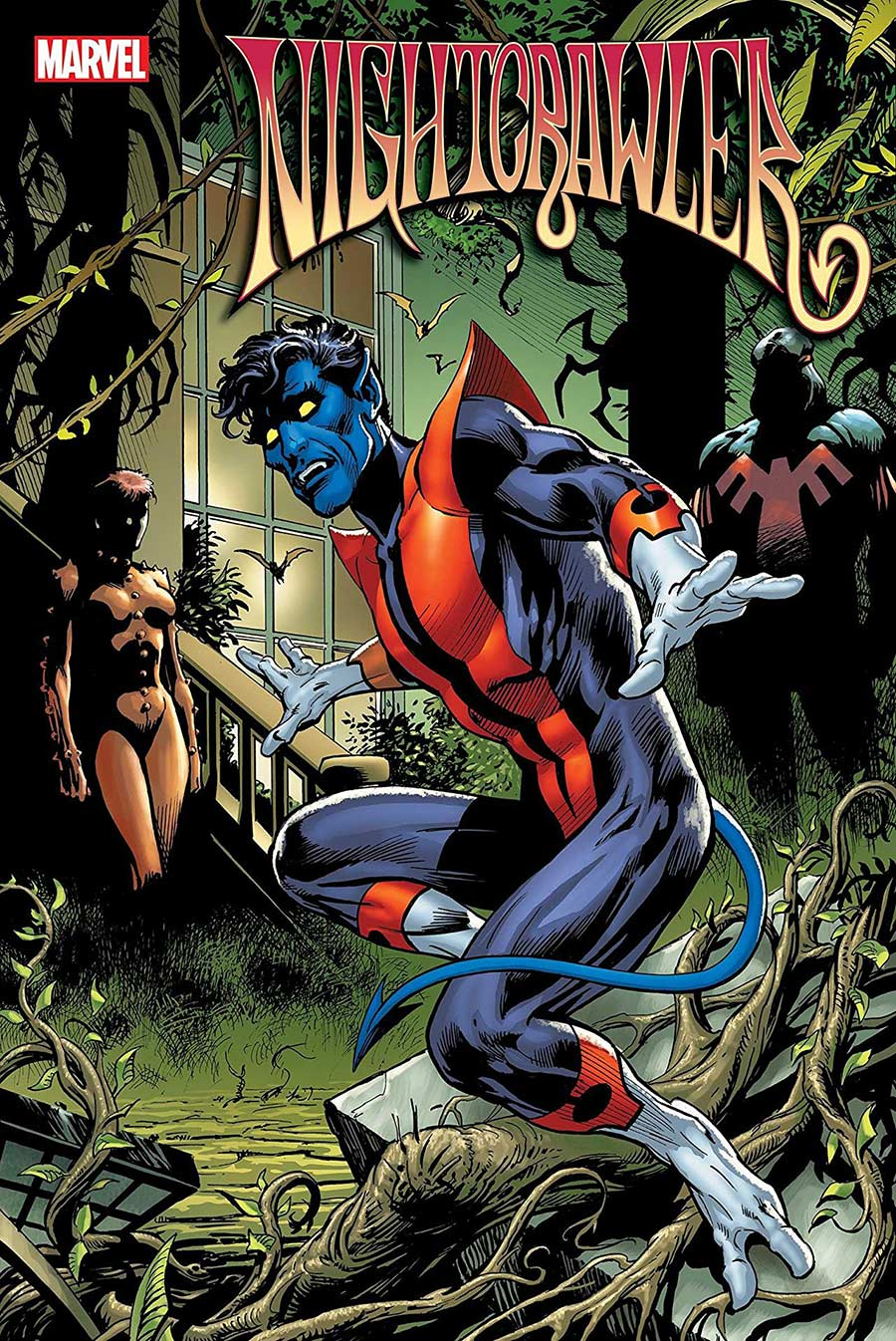 Giant-Size X-Men: Nightcrawler