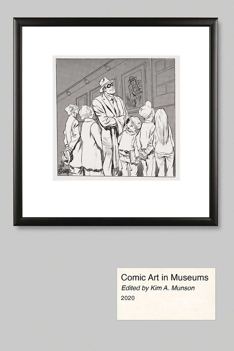 Comic Art In Museums