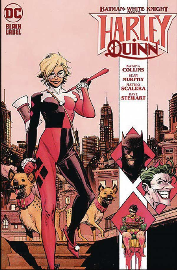Batman: White Knight Presents: Harley Quinn