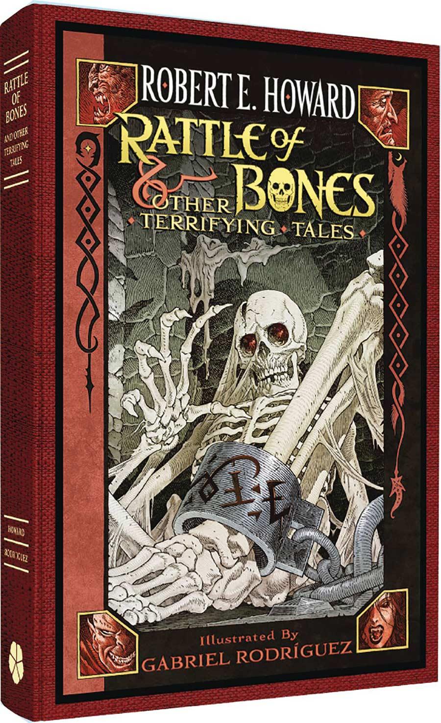 Robert E. Howard's Rattle Of Bones