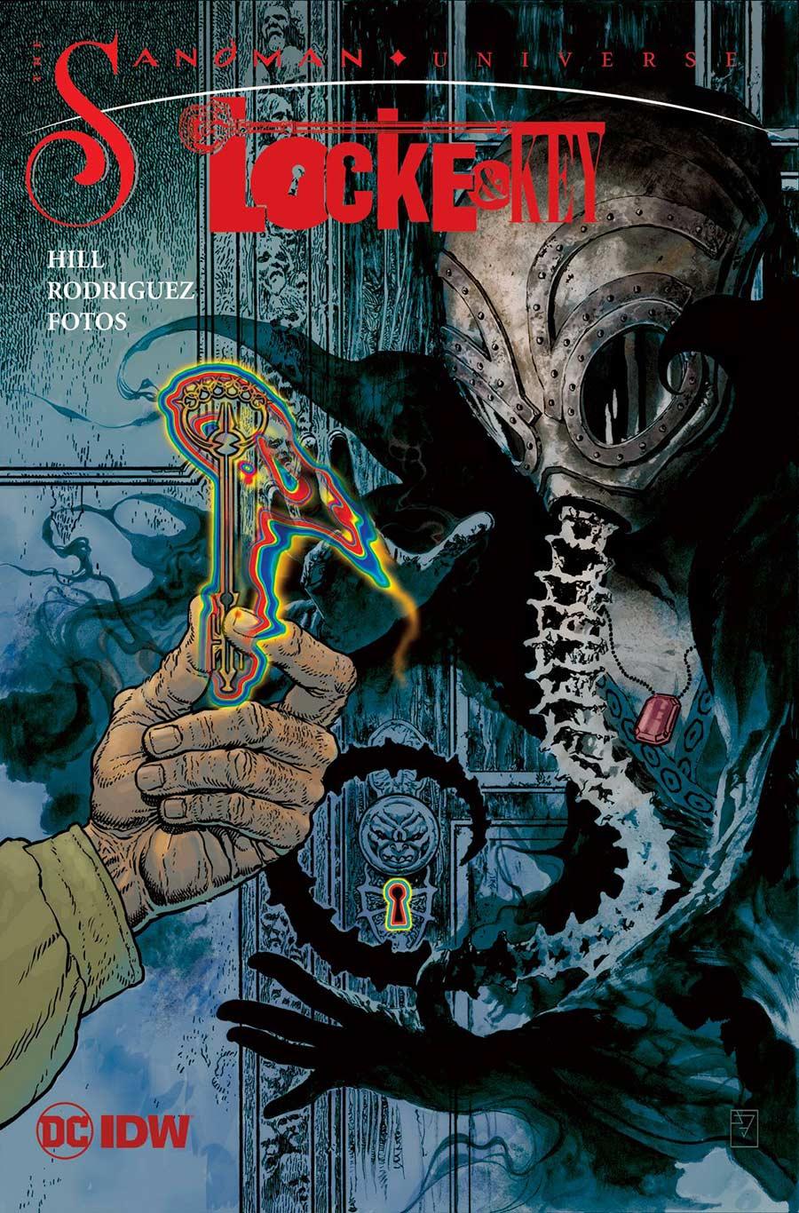 Locke & Key/Sandman: Hell & Gone