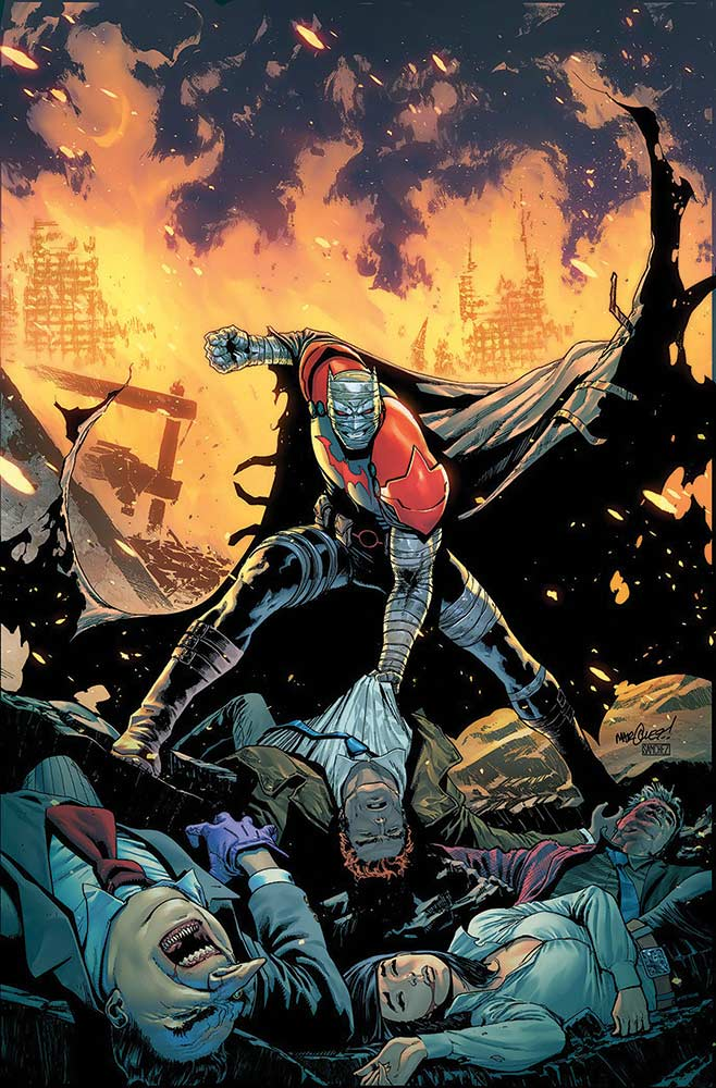 Tales From The Dark Multiverse: Batman: Hush