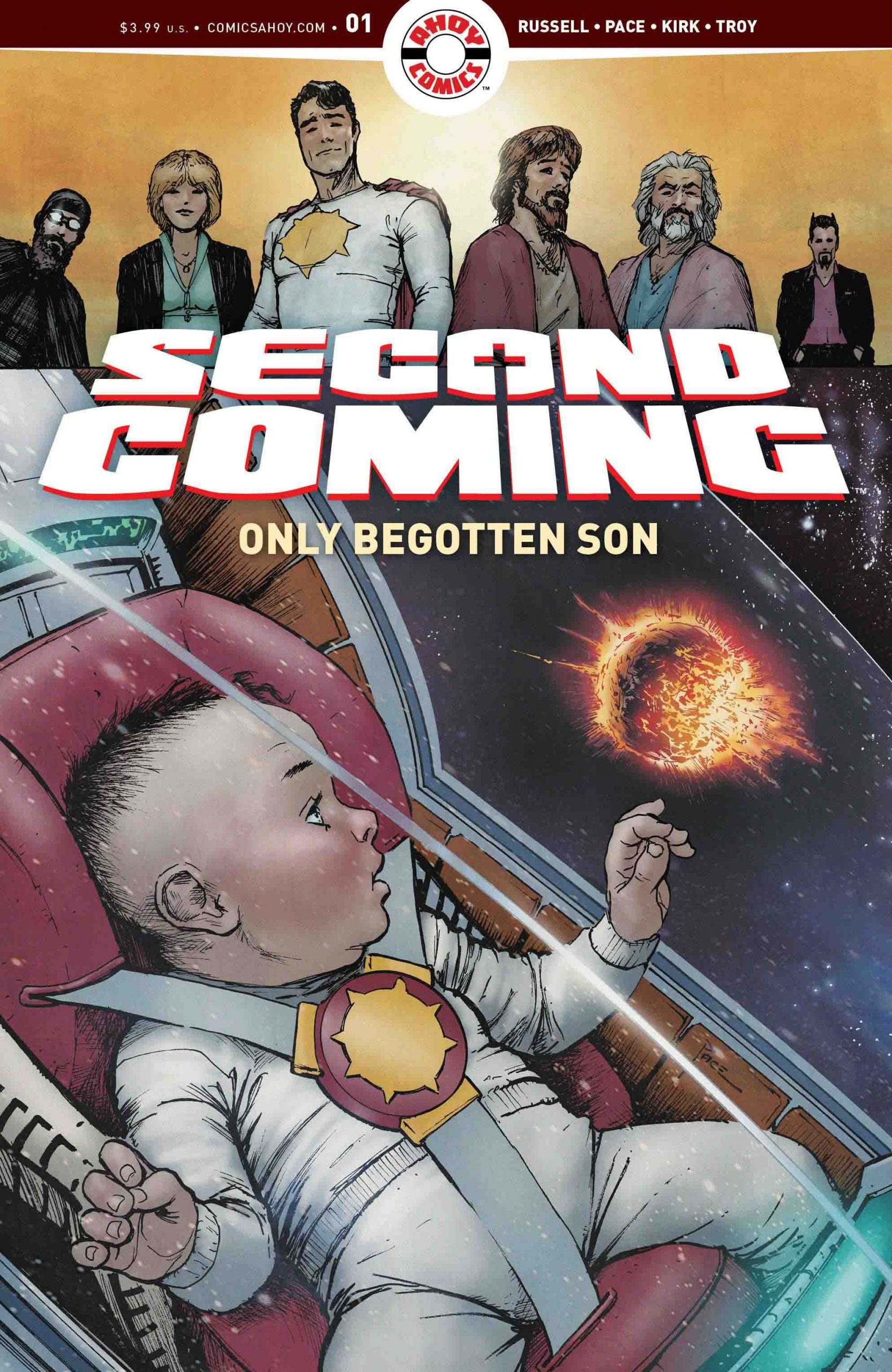The Second Coming: Only Begotten Son