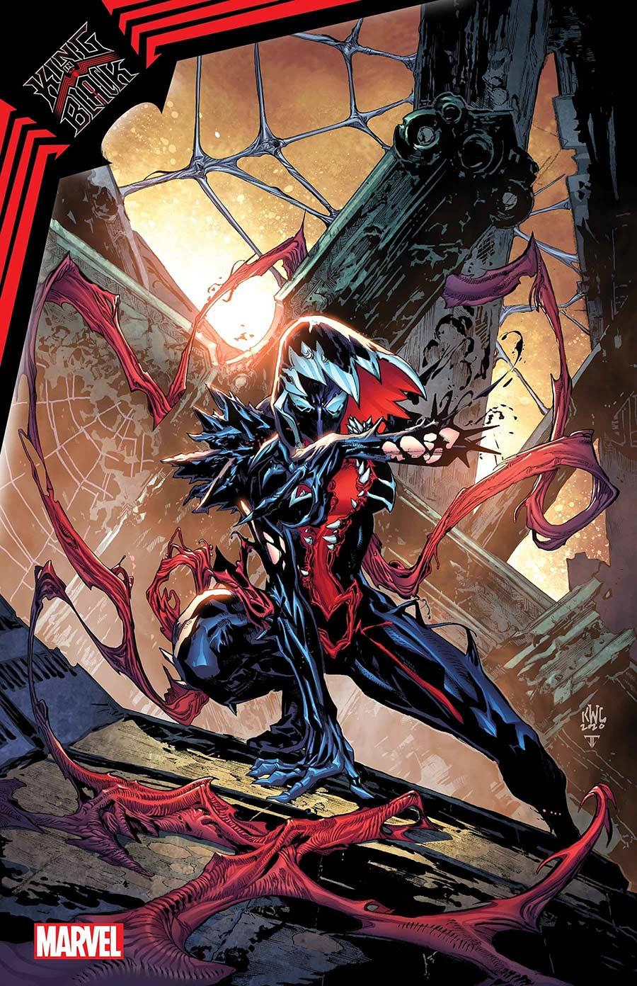 King In Black: Gwenom Vs Carnage