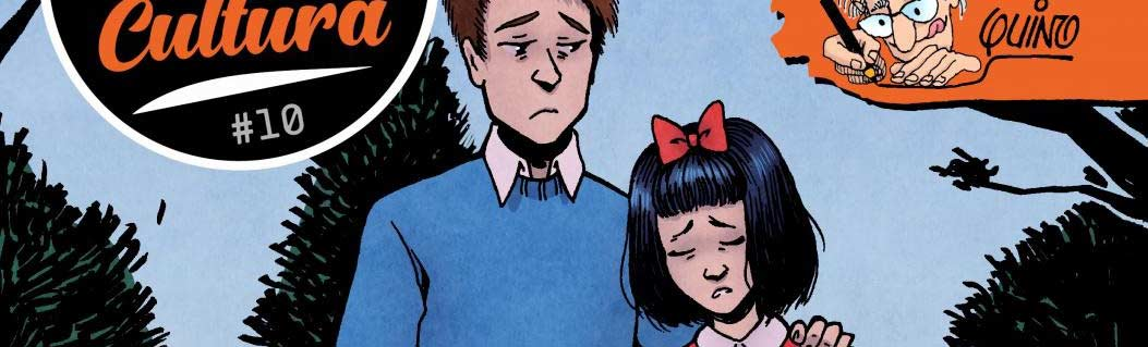 Comic Cultura #10