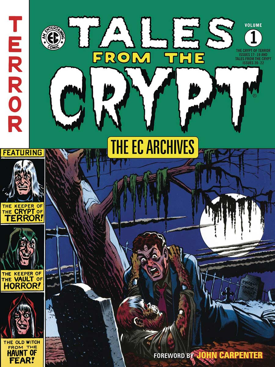 EC Archives: Tales From The Crypt