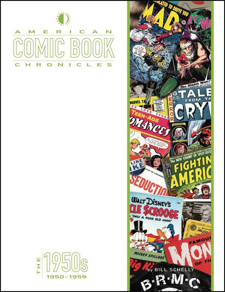 American Comic Book Chronicles:
