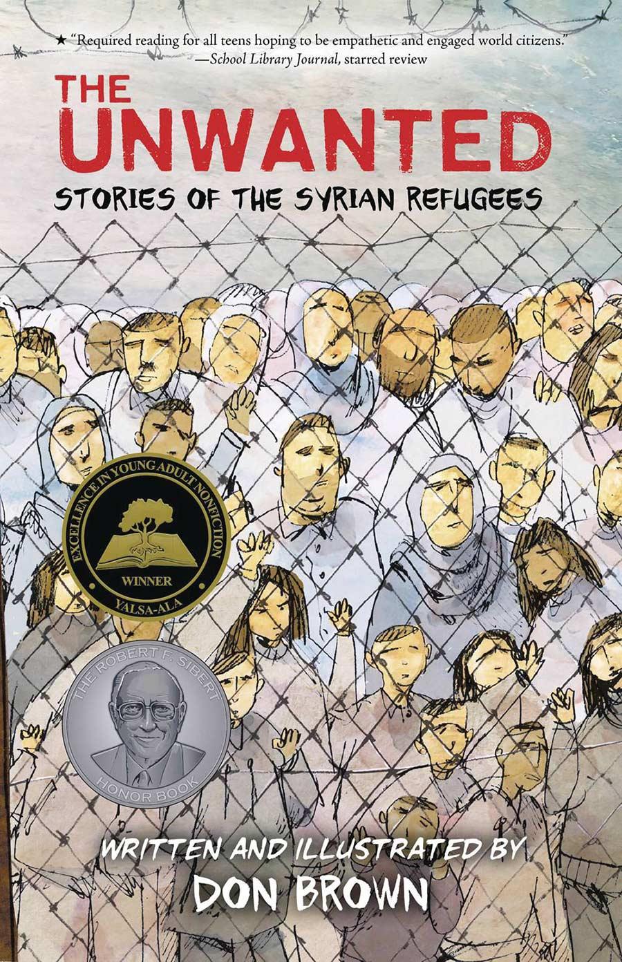 Τhe Unwanted: Stories Of The Syrian Refugees