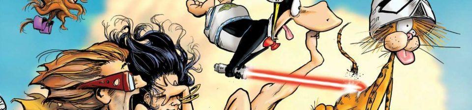 Top 50 Newspaper Comic Strips 30-26