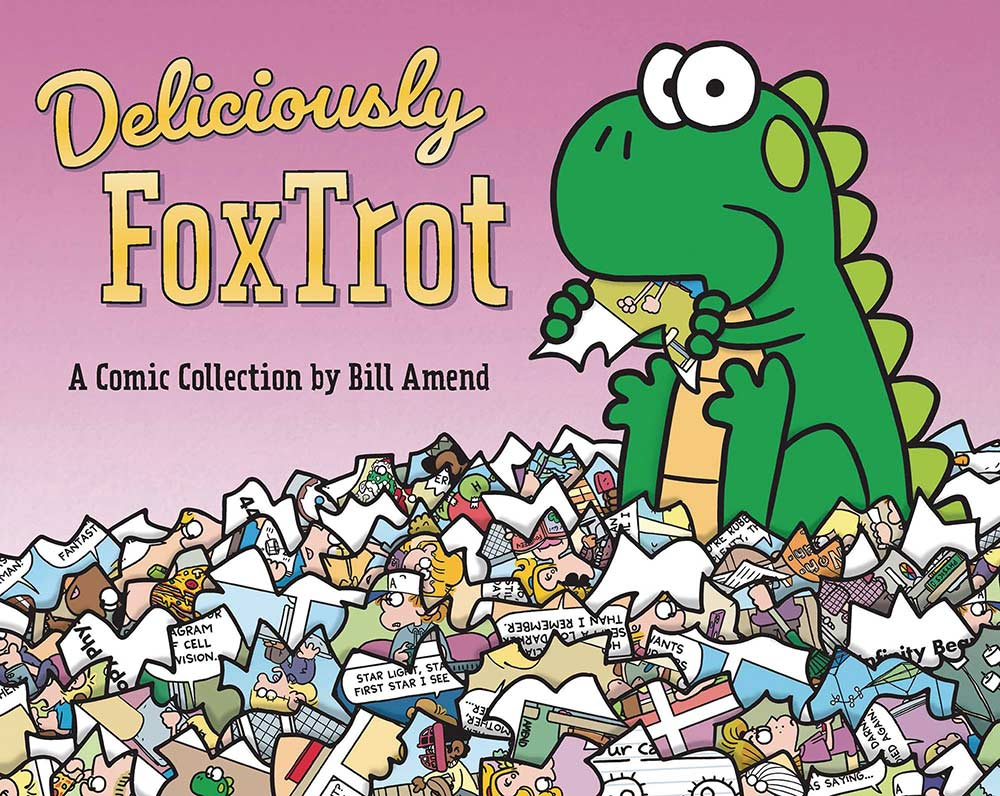 Deliciously FoxTrot