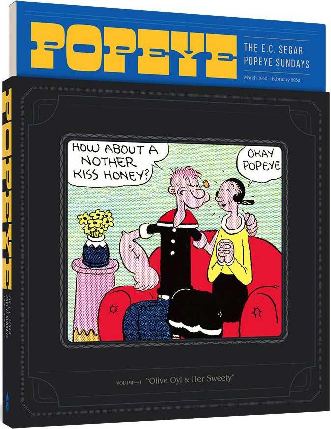 Popeye Vol. 1: Olive Oyl And Her Sweety
