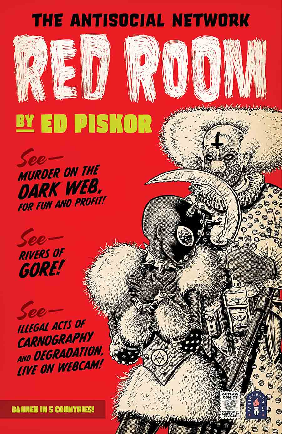 Red Room: The Antisocial Network